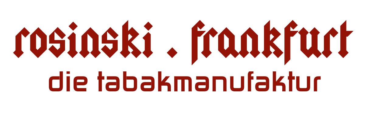 rosinski webshop-Logo